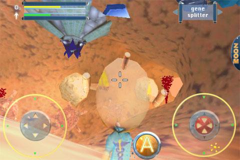 Screenshot Dr. Nano X: Incredible Voyage – Lite