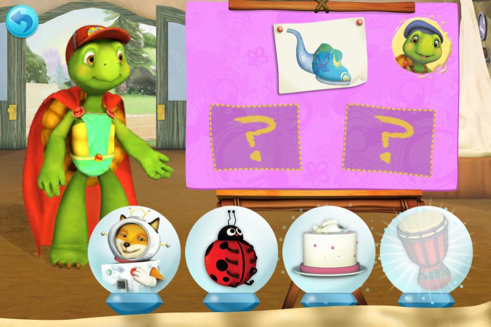 Screenshot Franklin's Super Cluepers